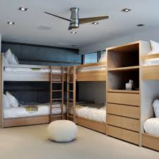 Bunk Bed Bedroom Ideas Bunk Bed Huggers Perfect Solution To Save Space Modern Bunk