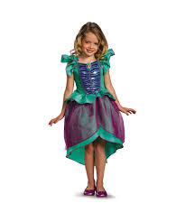 halloween costume kid disney princess ariel economy girls costume girls costumes