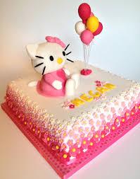 elaine u0027s sweet life hello kitty cake