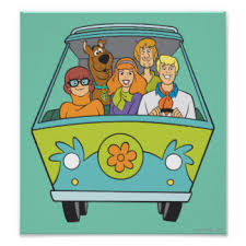 scooby doo wrapping paper scooby doo posters zazzle