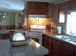 manufactured homes kitchen cabinets total double wide manufactured home remodel kitchens house and