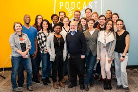 Announcing The Participants Of Project Catapult A Podcast