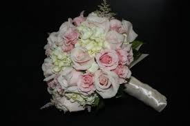 hydrangea wedding bouquet pink roses and hydrangea bouquets wedding number 1