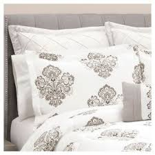 Damask Comforter Sets Damask King Bedding Target