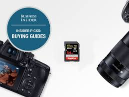 the best sd cards you can buy for your dslr camera business insider