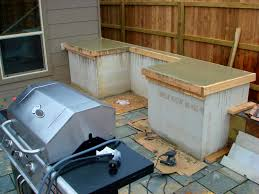 how to build a outdoor kitchen island kitchen captivating how build outdoor kitchen cabinets