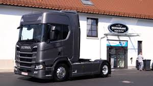 semi truck configurator truck drivers in germany experience the new truck generation youtube