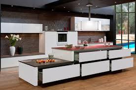 vente cuisine achat d une cuisine avec meubles sans poignée modèle monet à