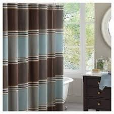 Brown Floral Shower Curtain 100 Blue And Brown Shower Curtain Fabric Images Home Living