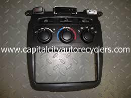 2001 2006 toyota highlander heater control repair service