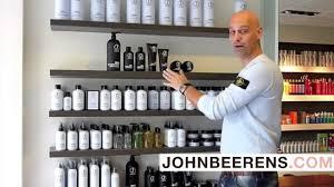 johnbeerens hairstyler j beverly hills men producten review by john beerens youtube