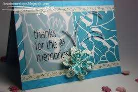 Farewell Invitation Cards Love In Envelope Thanks For The Memories A Goodbye Farewell Card