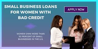 small business loans for with bad credit guaranteed