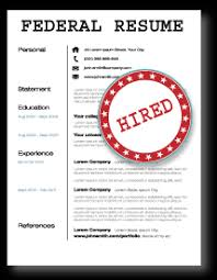 Federal Resume Format Template Federal Resume Writing Service Template Resume Builder