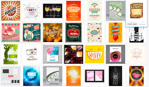 best 25 banner design ideas poster and sign templates