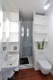 bathroom bathroom tile designs with glass shelfs and beveled