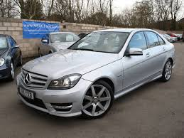 mercedes c250 2011 mercedes c250 cdi amg sport saloon blueefficiency automatic for