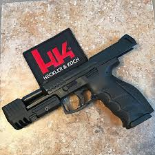 heckler and koch vp9 9mm speed up and simplify the pistol loading