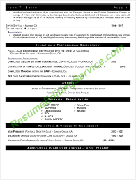 Resume Chronological Order Professional Chronological Resume Format Editing Resume Editing