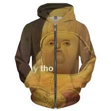 Hoodie Meme - y tho meme hoodie