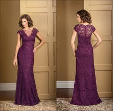 evening wedding dresses plus size plum lace mermaid of the dresses
