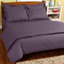 Egyptian Cotton Duvet Cover King Size Homescapes King Size Grape Purple Egyptian Cotton Duvet Cover Set