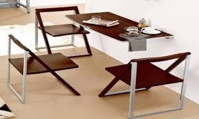 dining fold kitchen table modern apartment interior open kitchen