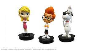 snap creative u2013 peabody u0026 sherman figure toppers u2022 dreamworks