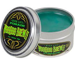 Pomade Wax pomade voodoo brew 2 hair wax 3 5oz