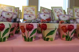 flower pot favors s baby shower diaries of a lipgloss addict