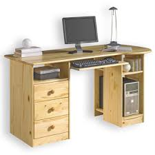 Schreibtisch Lang Schmal Computertische Günstig Online Kaufen Real De