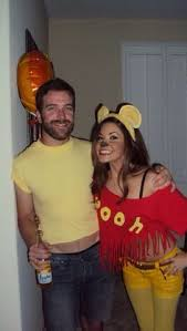 image result for winnie the pooh and christopher robin costume