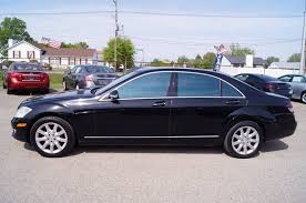 mercedes s class 2007 for sale 2007 mercedes s class s 550 4matic in columbus oh shafer