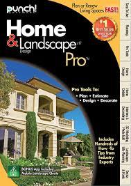 amazon com punch home landscape pro version 17 software