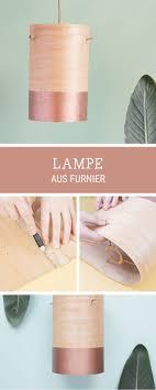 Home Decor Aus Diy Anleitung Lenschirm Aus Furnierpapier Basteln Via Dawanda