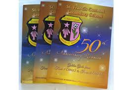 souvenirs for class reunions fund raising activities alumni of st francis schools sabah