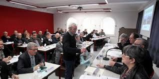 chambre agriculture du gers henri bernard cartier réélu à la tête de la chambre d agriculture