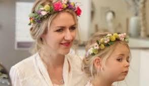 coiffure mariage enfant coiffure de mariage enfant notre tuto pour coiffer vous même