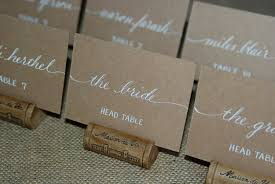 cards wedding name place cards table cards custom