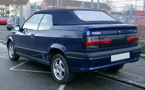 renault fuego convertible view of renault 19 cabriolet photos video features and tuning