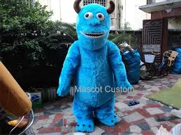 Sully Halloween Costume by Mascot Costumes Sale Special Offer Cheap University Monster