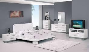 White Bedroom Set Full Size - furniture lovely jody king size modern white bedroom set 5pc