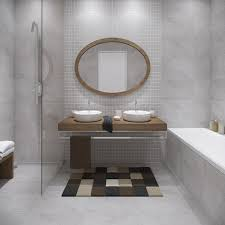 light grey bathroom floor tiles u2014 novalinea bagni interior