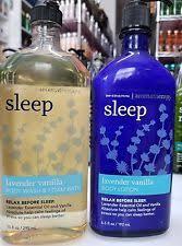 Breathe Comfort Vanilla Milk Lotion Bath And Body Works Sleep Lotion Ebay