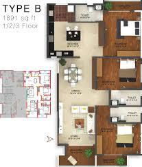 compare tata housing development the promont vs evantha developers