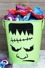 plastic halloween bags top 25 best halloween buckets ideas on pinterest halloween