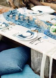 Baby Blue Wedding Decoration Ideas Baby Blue Wedding Table Decorations Bridal Shower Centerpiece