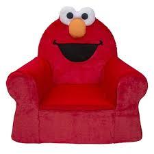 Toy Chair Sesame Street Comfy Chair Elmo Toys