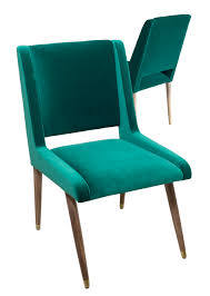 mid century dining chair in regal laguna mid century modern