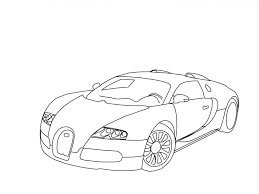 coloriage ferrari les beaux dessins de transport à imprimer et